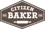 Citizen Baker Logo — David Machado Restaurants