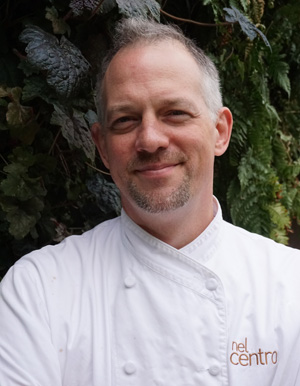 photo: Executive Chef John Eisenhart, Nel Centro
