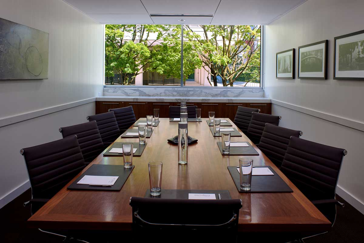 Boardroom | private dining, nel centro
