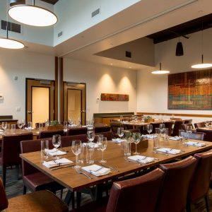 Lonsdale A & B Private Dining Rooms