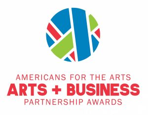 Americans for the Arts Arts + Business Partnership Awards logo