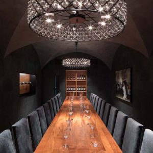 Pullman Winebar & Merchant, Wine Cave private dining room